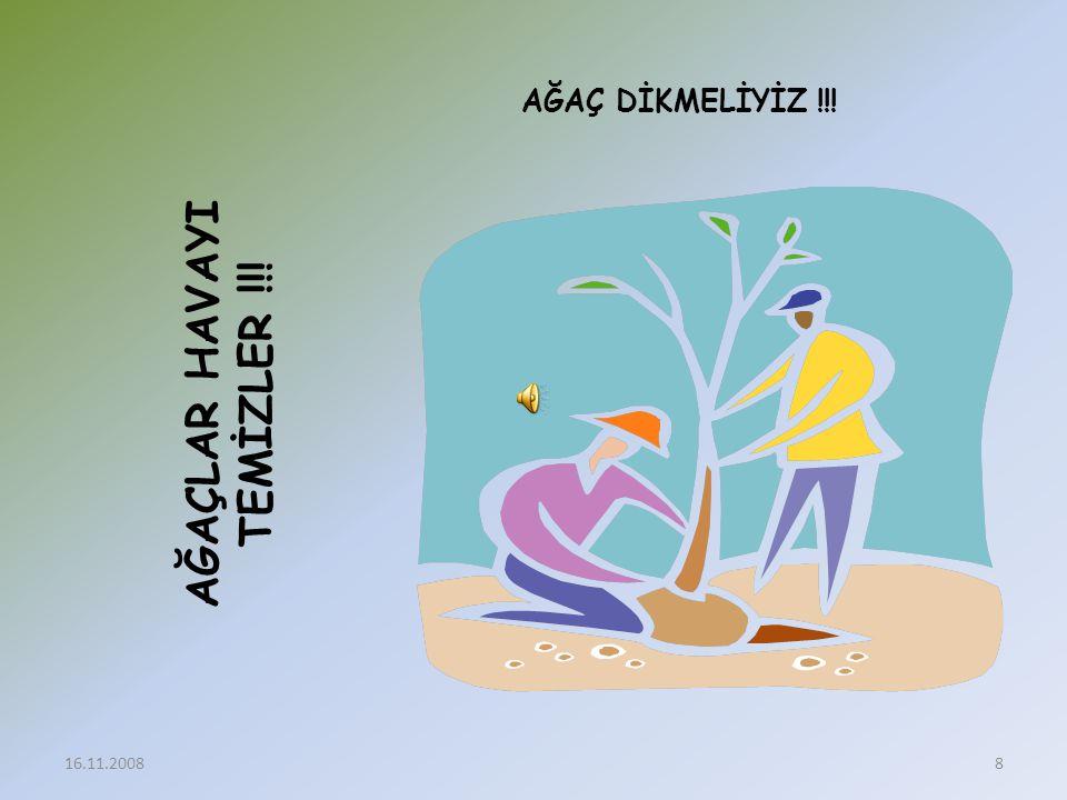 DAMLAYA DAMLAYA GÖL OLUR ! !!!!! SU HAYATTIR ! 16.11.20087