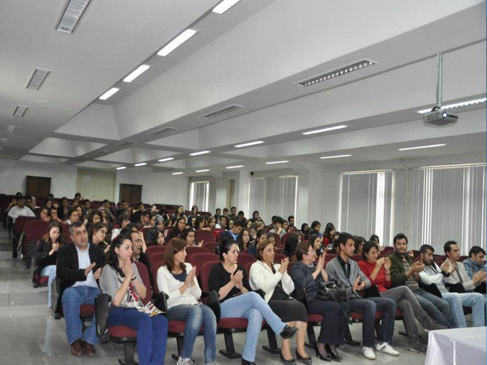 20)Sağlık Yönetimi Topluluğu Tanışma Toplantısı ve Kokteyli