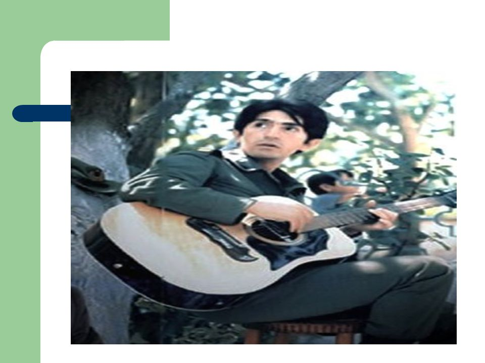 Manço, 1969 da yurda döndüğünde, Dağlar Dağlar şarkısını yaptı.