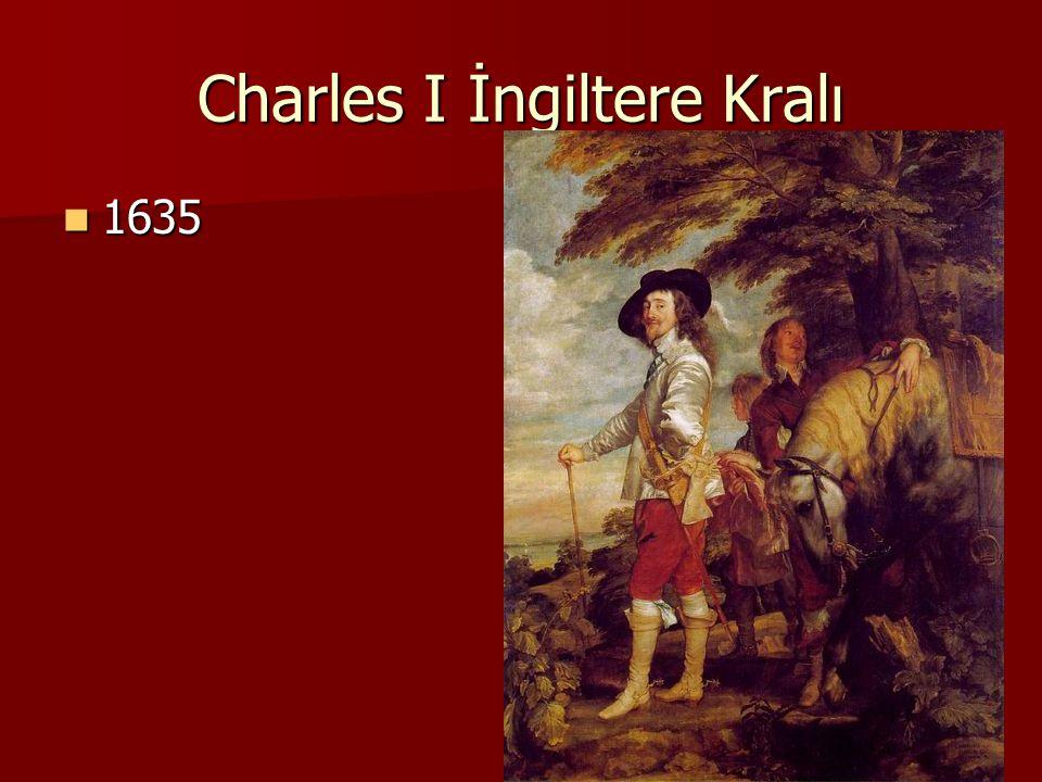 Charles I İngiltere Kralı 1635 1635