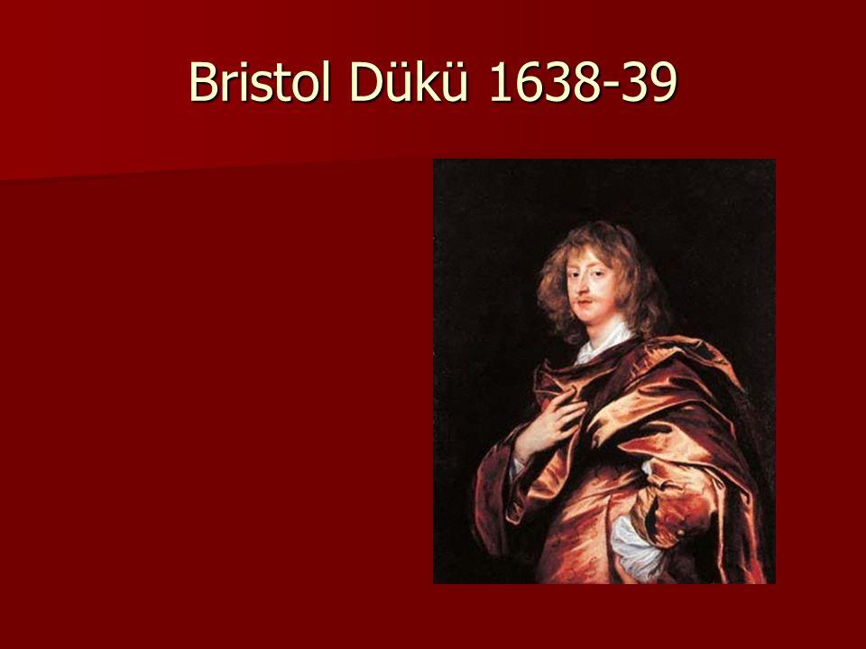 Bristol Dükü 1638-39