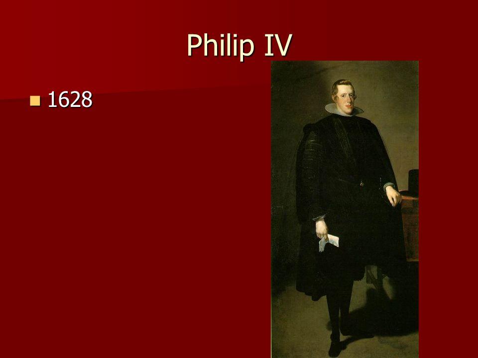 Philip IV 1628 1628
