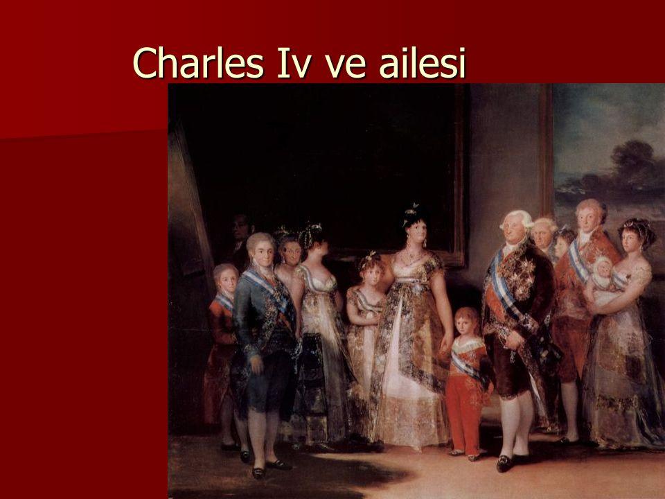 Charles Iv ve ailesi