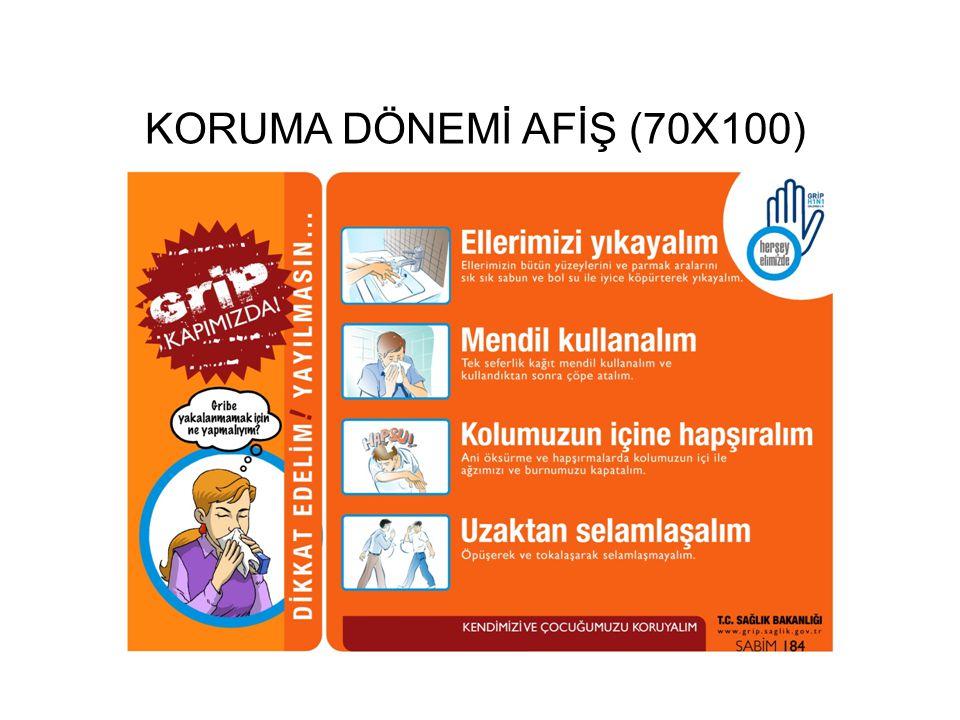 KORUMA DÖNEMİ AFİŞ (70X100)