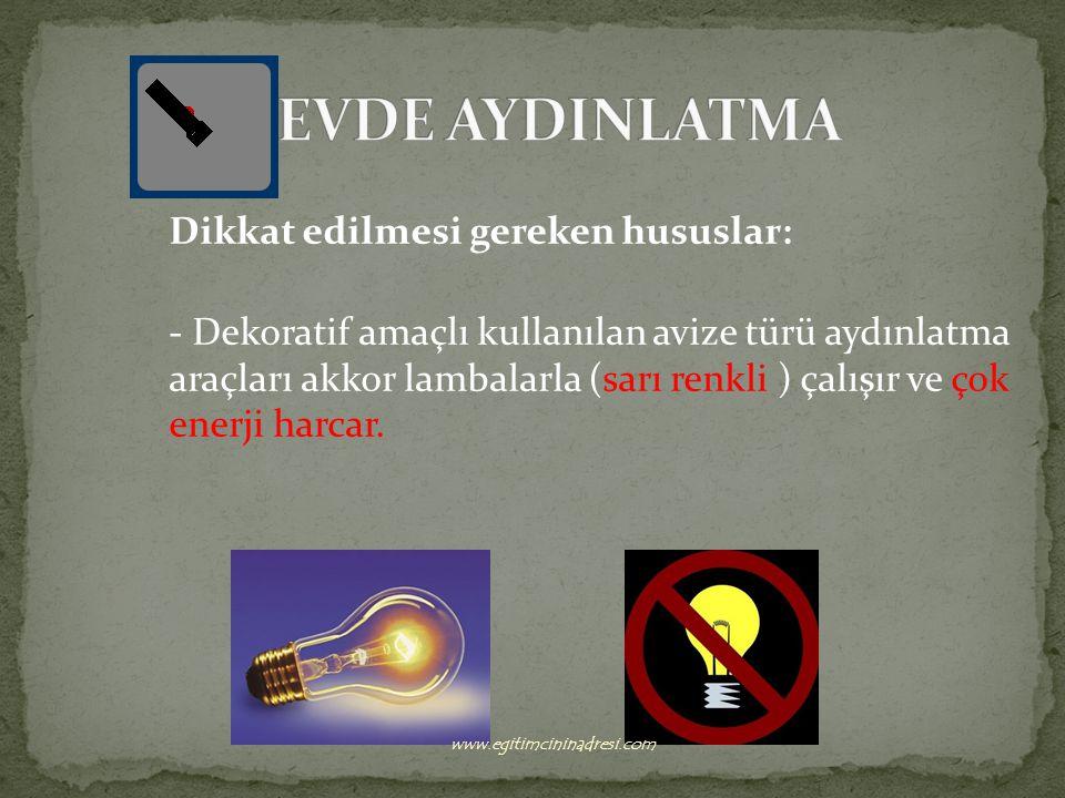 VE ÇÖL OLUR... www.egitimcininadresi.com