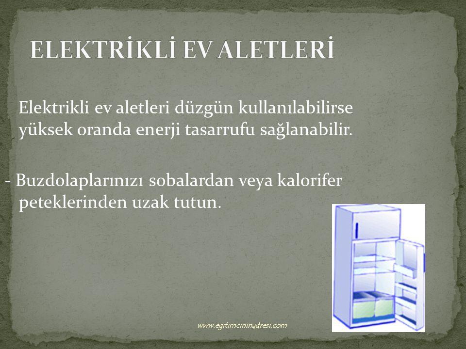 Eğer tüketirsek; www.egitimcininadresi.com