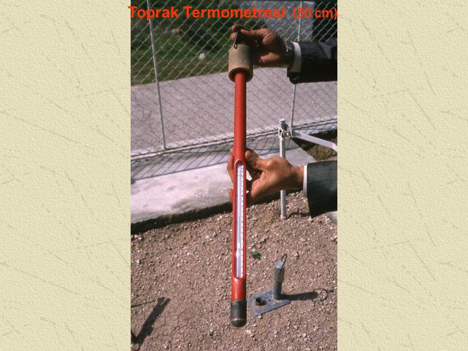 Toprak Termometresi (50 cm)