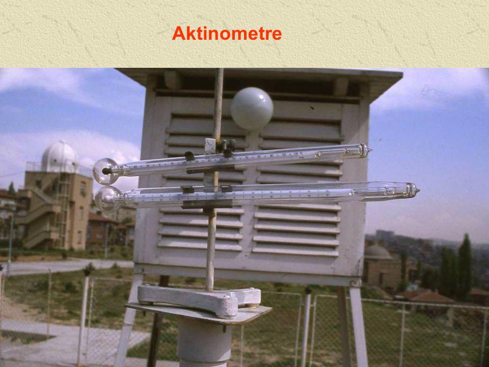 Aktinometre