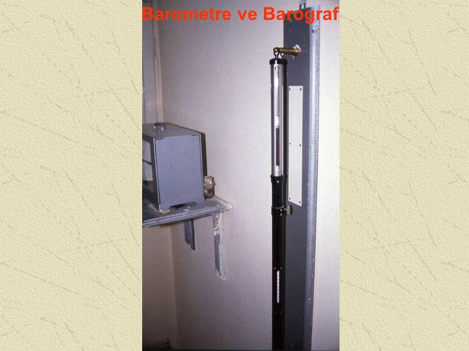 Barometre ve Barograf