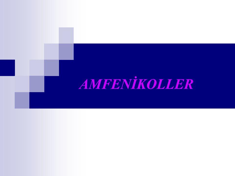 AMFENİKOLLER
