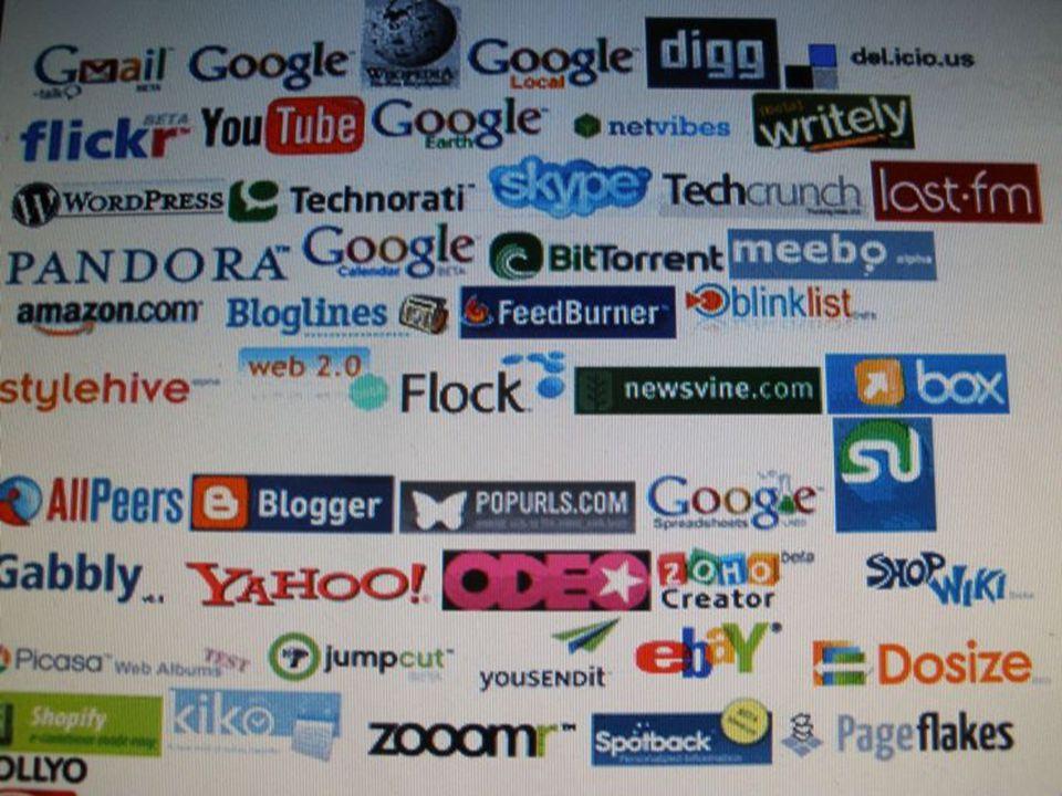 Farklı kategorilerde Web 2.0 uygulamalarını geniş kapsamlı bir şekilde görmek için eConsultant sitesine bakabilirsiniz.