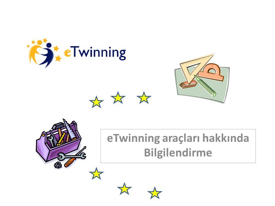 Projenizle ilgili bilgi yaymanın bir diğer yolu, TwinSpace Bloğunu kullanmaktır.
