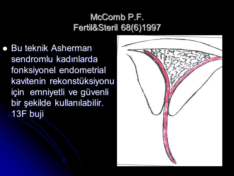 McComb P.F.
