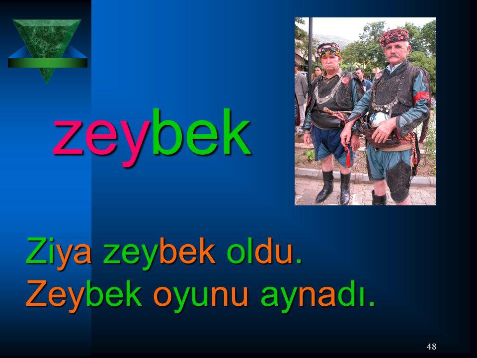 47 Zeki Zeki burası Adana'mı? Yoksa Antalya mı?