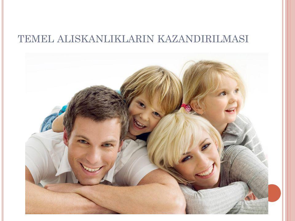 TEMEL ALISKANLIKLARIN KAZANDIRILMASI