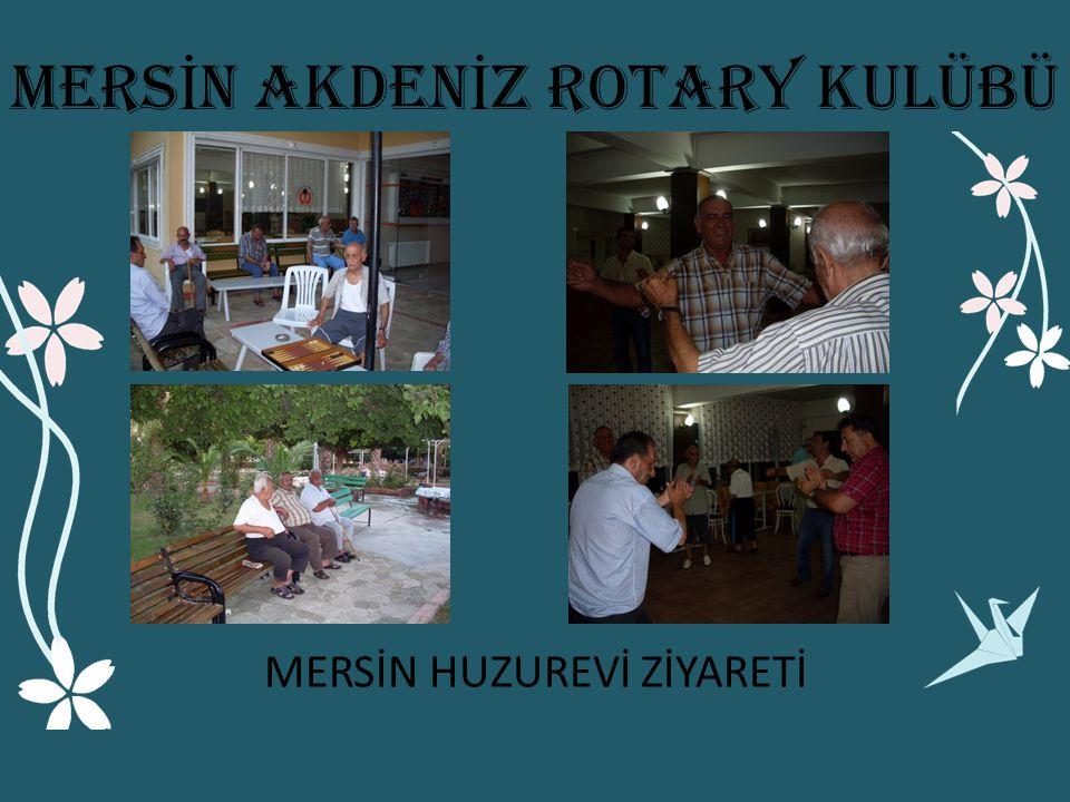 3 – 25 KASIM 2012 EV-KA PROJESİ Kasım Özyamanoğlu: Girişimcilik MERS İ N AKDEN İ Z ROTARY KULÜBÜ