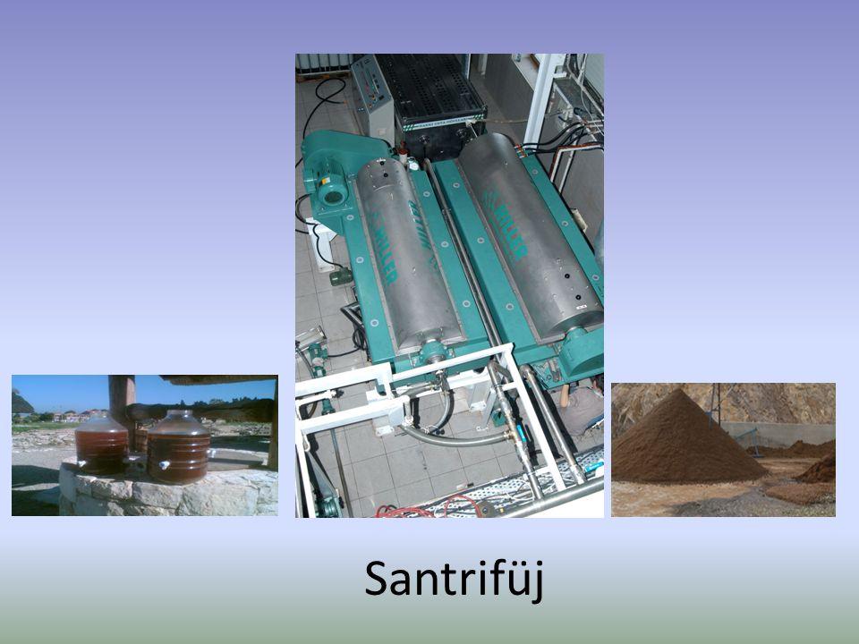 Kompostun tarımdaki olumlu etkileri Toprağın boşluk hacmini artırır.