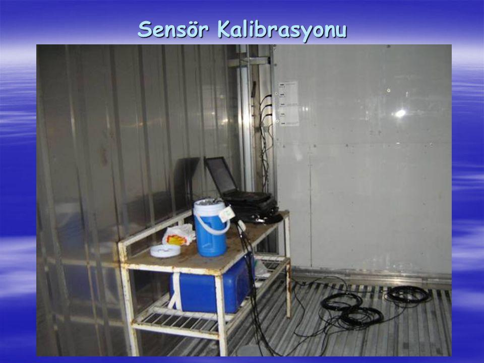 Sensör Kalibrasyonu