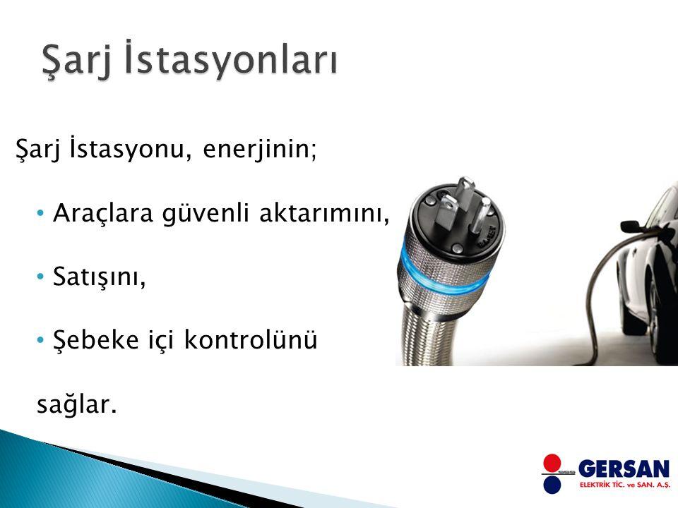 Türkiye'de ilk defa AC/DC dönüşümlü şarj istasyonu geliştirilmesi Hızlı Şarj Ağı ve Akıllı Şebeke Uyumlu Yazılım Şarj ünitelerinin iletişimi ve yönetimini sağlayan yazılım ve poweline iletişim protokolü İstanbul da ideal şarj noktalarının haritası ve pilot uygulamalar