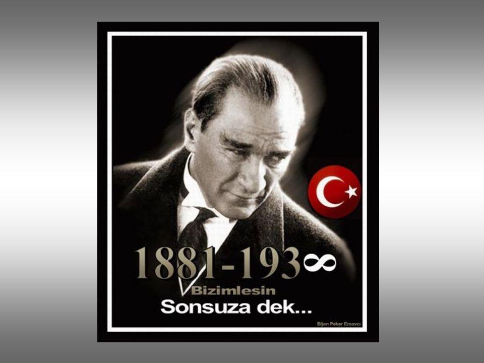 Ey Türk Gençliği! Birinci vazifen, Türk istiklâlini, Türk Cumhuriyetini, ilelebet, muhafaza ve müdafaa etmektir. Mevcudiyetinin ve istikbalinin yegâne