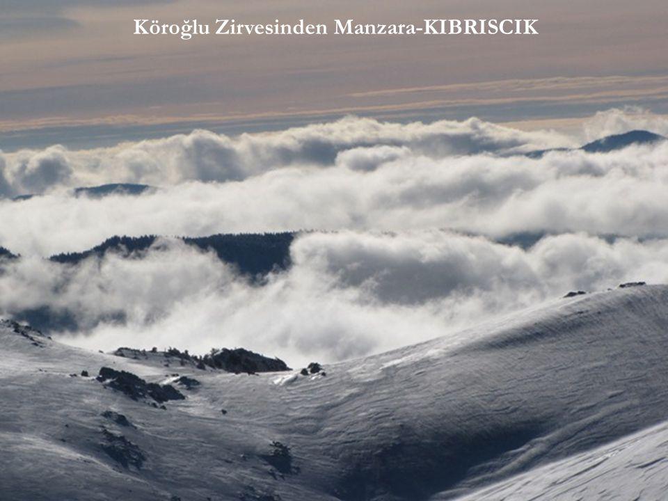 Köroğlu Zirvesinden Manzara-KIBRISCIK