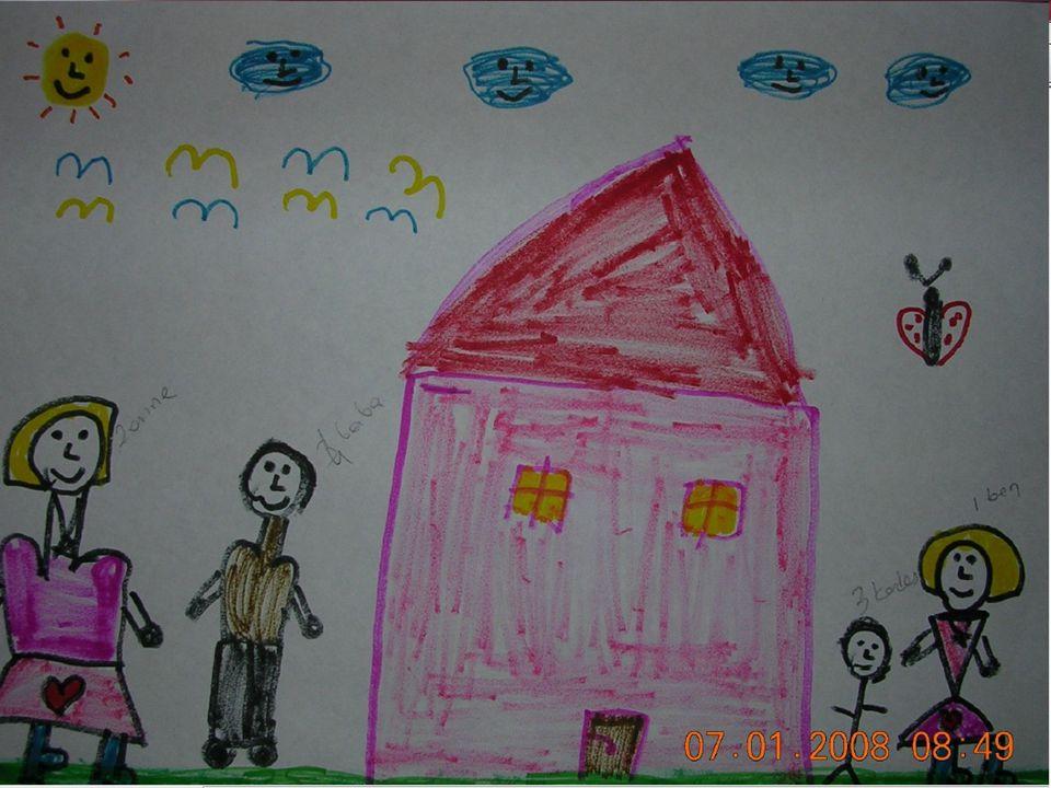 Yukarıdaki resim bir kız çocuğu tarafından yapılmıştır.