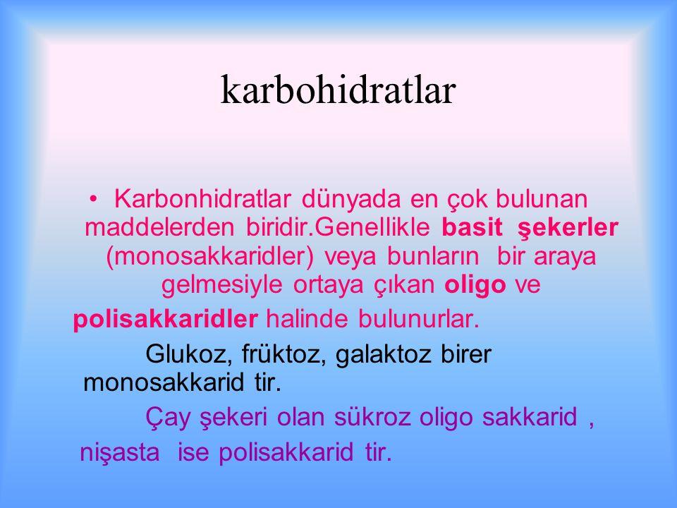Tıpta Önemi Olan Monosakkaridler 1.