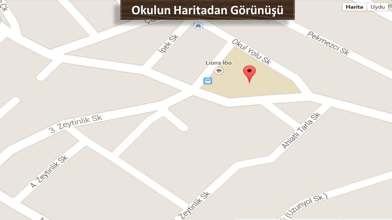 Çevre Vaziyet Planı İlçesi :Üsküdar Mahallesi :Küplüce Ada/Pafta :719-216 Parsel :9-10