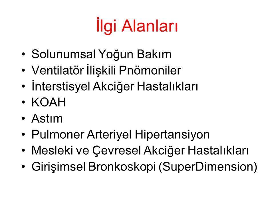 TTD Görevler İzmir Şube Yönetim Kurulu Üyeliği Mesleki ve Çevresel Akciğer Hastalıkları Çalışma Grubu Yönetim Kurulu ve Danışma Kurulu Üyeliği 8.