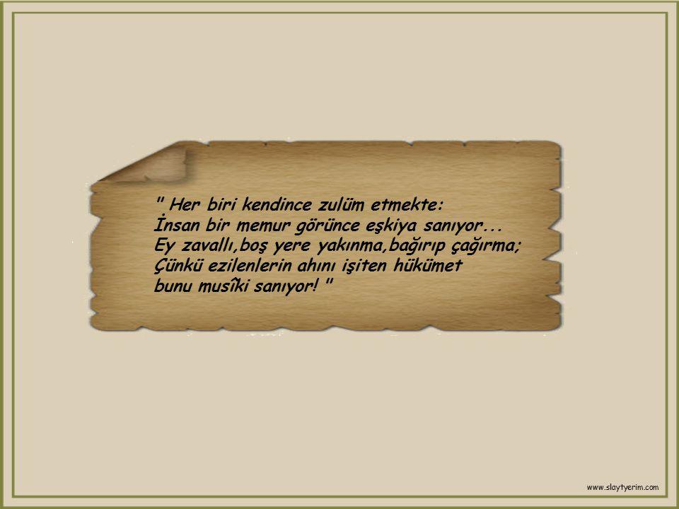 ŞAİR MEHMET EŞREF, 1847 YILINDA MANİSA-GELENBE'DE DÜNYAYA GELDİ,1912 DE AYNI KASABADA ÖLDÜ. İYİ BİR MEDRESE TAHSİLİNDEN SONRA MANİSA'DA TAHRİRAT KALEM