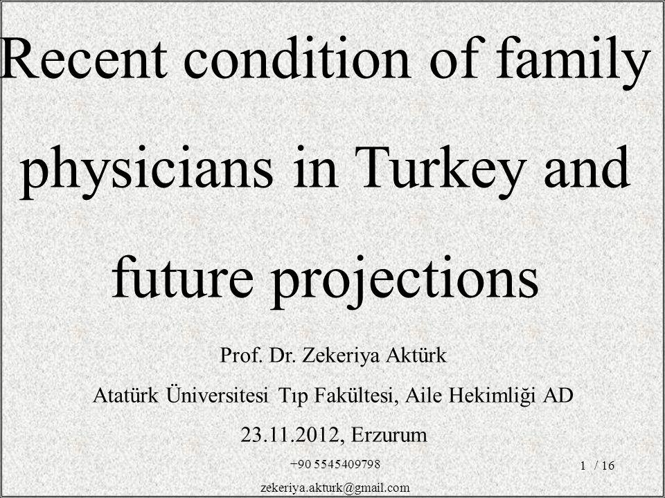 / 162 Durum 31 Aralık 2009 tarihi itibarıyla Türkiye nüfusu 72 561 312 kişidir.