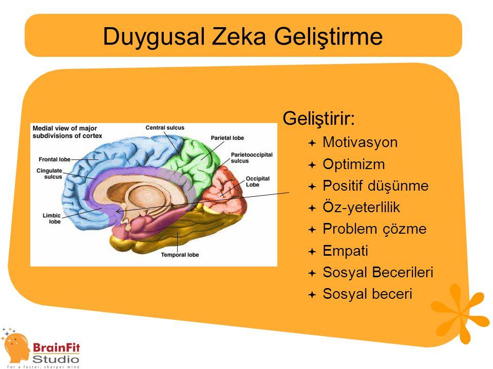 Duygusal Zeka Geliştirme  Olumlu Düşünme Becerileri(10 saat)  Sosyal Yaşam Becerileri(10 saat)