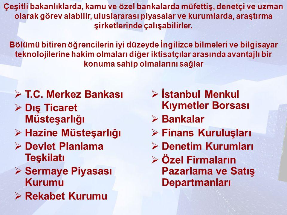  Karabük üniversitesi İktisat Bölümü 2011-2012 yılı itibariyle öğretime başlayacaktır.