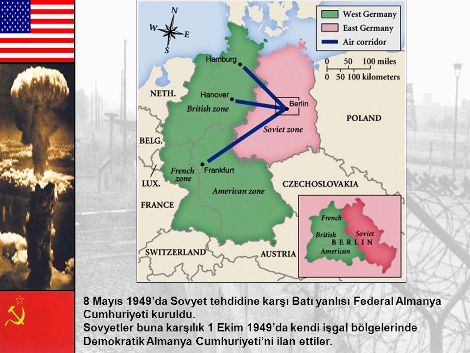Berlin Duvarı 1945'ten 1961'e kadar 3 milyon Alman Doğu'dan kaçarak Batı'ya sığınmıştı. Bu nedenle, Doğu Alman yetkilileri, Sovyetlerin de onayıyla 13