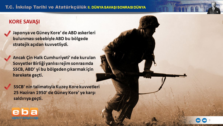 T.C.İnkılap Tarihi ve Atatürkçülük II.