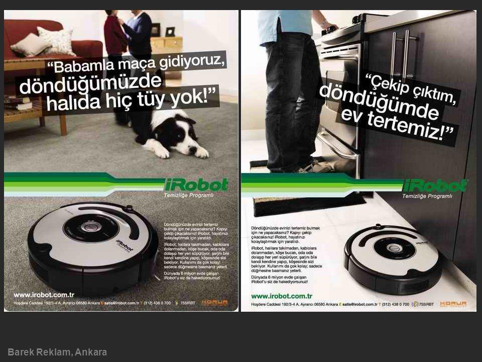 Barek Reklam, Ankara
