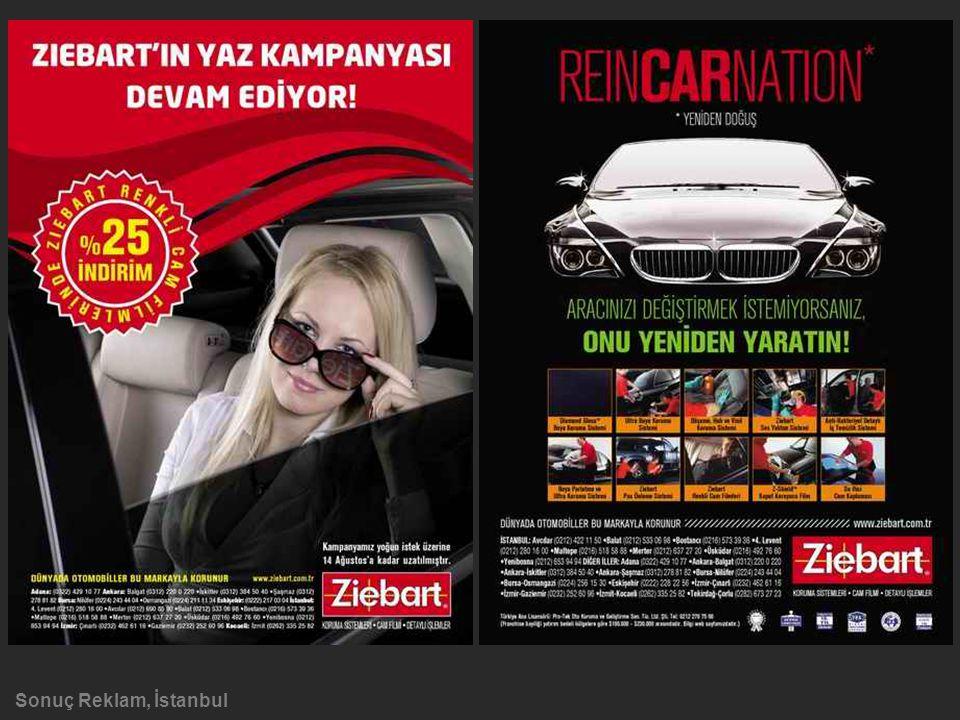 Sonuç Reklam, İstanbul