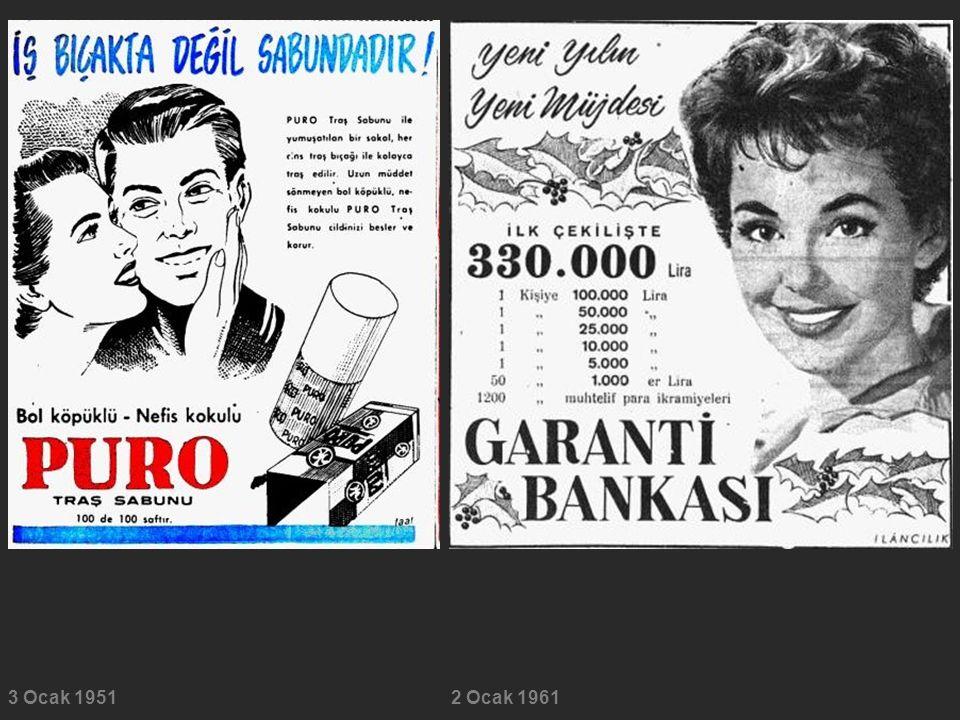 3 Ocak 19512 Ocak 1961