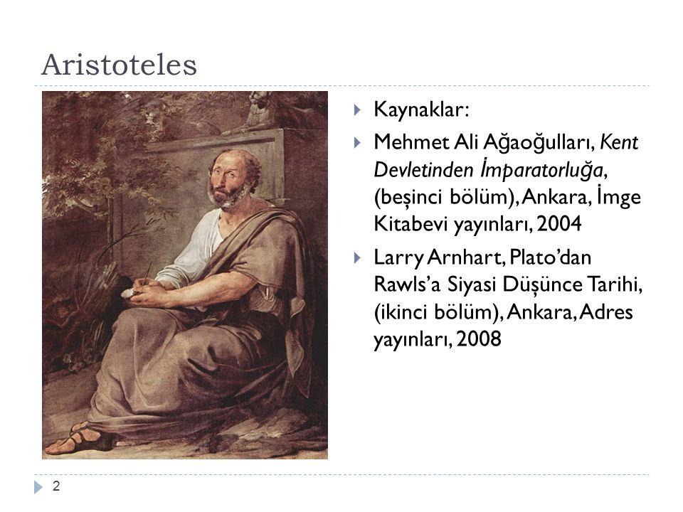 2  Kaynaklar:  Mehmet Ali A ğ ao ğ ulları, Kent Devletinden İ mparatorlu ğ a, (beşinci bölüm), Ankara, İ mge Kitabevi yayınları, 2004  Larry Arnhar