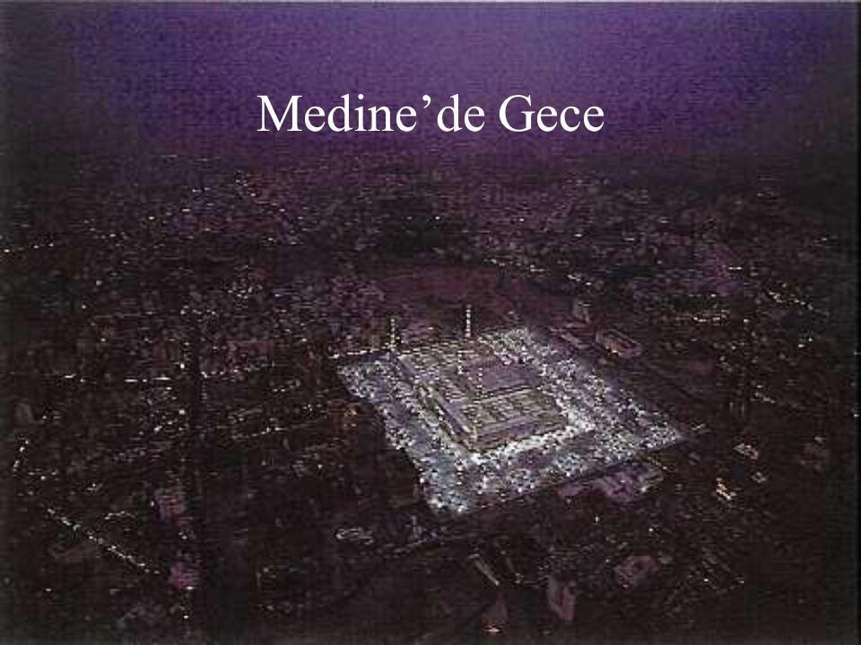 Medine'de Gece