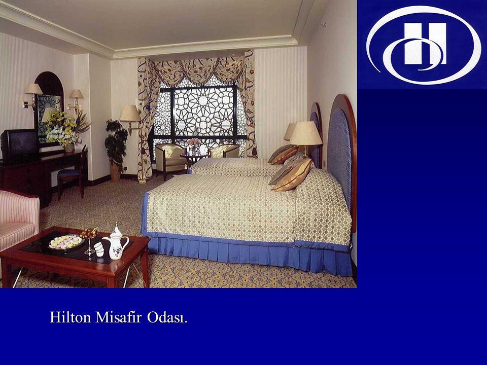 Hilton Misafir Odası.