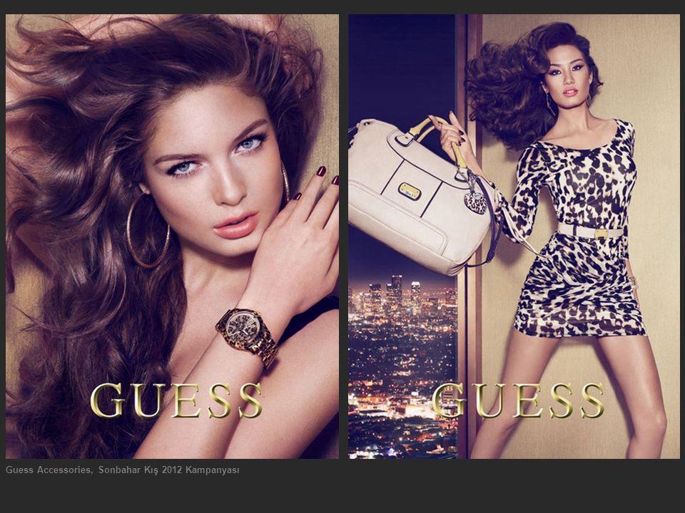 Guess Accessories, Sonbahar Kış 2012 Kampanyası