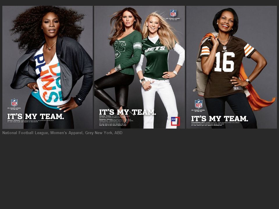 National Football League, Women s Apparel, Grey New York, ABD