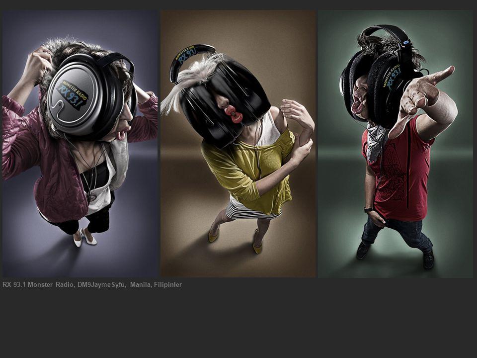 RX 93.1 Monster Radio, DM9JaymeSyfu, Manila, Filipinler