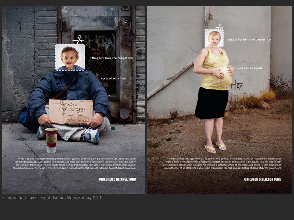Children's Defense Fund, Fallon, Minneapolis, ABD