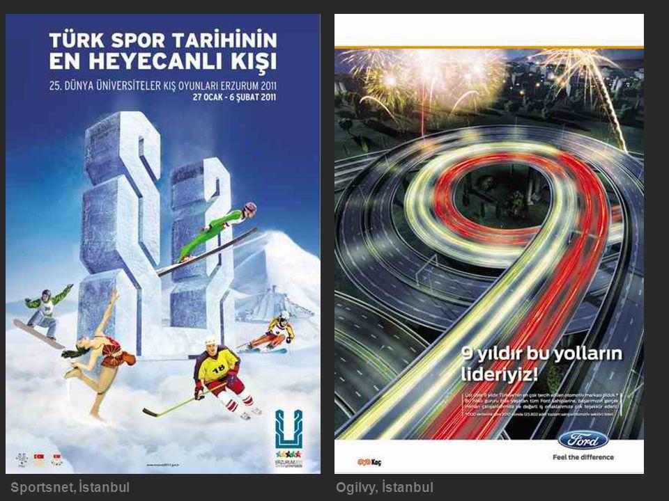 Sportsnet, İstanbulOgilvy, İstanbul