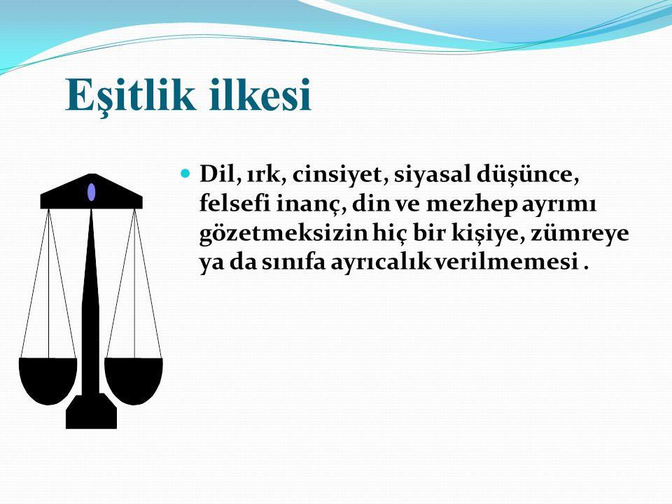 Güvence ilkesi İşgörenin ağır kusuru bulunmadıkça işten uzaklaştırılmaması ve haklarının korunmasıdır.