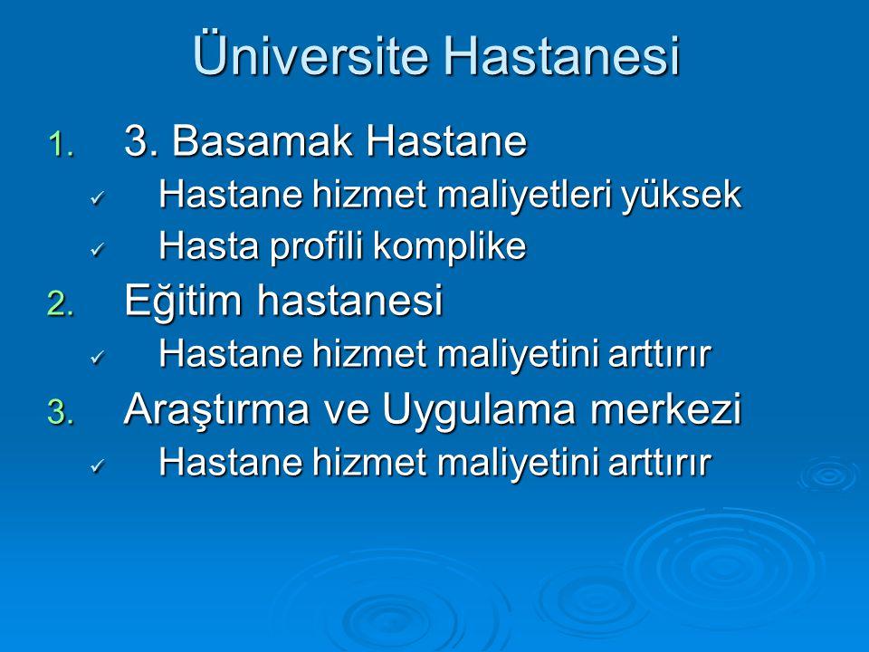 Üniversite Hastanesi 1.3.