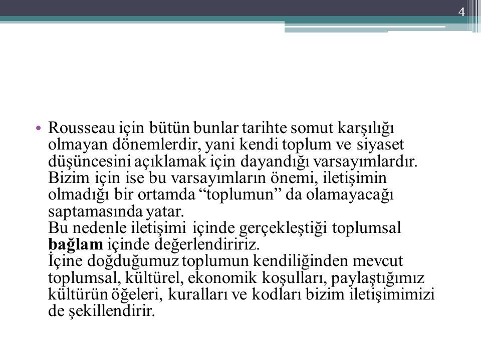 Kimliği oluşturan unsurlar aşağıda belirtilen temsiller aracılığıyla kurulur: (Johari Penceresi) 155