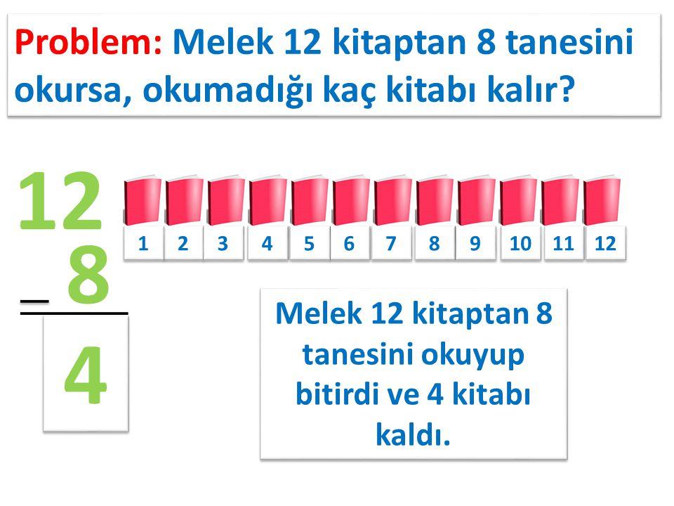 9 Problem: Sertaç'ın 9 kuzusu var.3 kuzusunu Mert'e verirse kendisine kaç kuzu kalır.